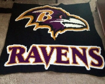 Baltimore Ravens Blanket