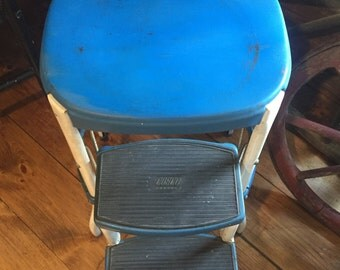 Blue Cosco Step Stool