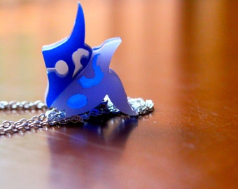 Mini version of Kindred The Eternal Hunters Pendants from League of Legends