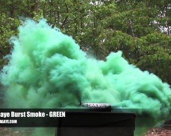 Enola Gaye Wire Pull Burst Smoke for Professional Photography & Film