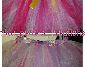 pretty in pink/ perfectly pastel tutu