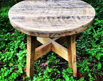Pallet Occasional Table - Shipping NOT Included