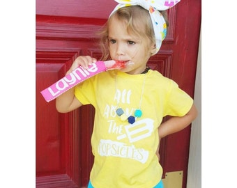 All About the Popsicles Tee