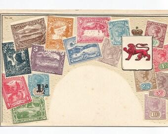 Tasmania postage stamps