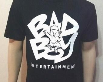 Free Shipping / Bad Boy Entertainment T-Shirt