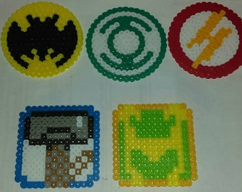 Avengers Coasters- PERSONALIZE!