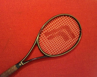 Fox ATP Bronze Boron Graphite Tennis Racquet 4 5/8 With  Cover