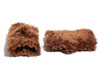 Silly Mittens, vingerless gloves