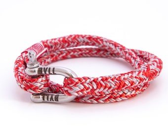 Byll - Double Red bracelet