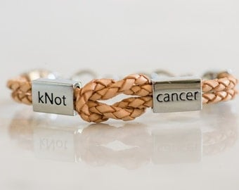 Cause Bracelets - kNot Cancer