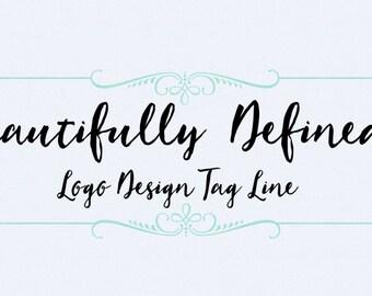 Pre-made Logo Design *3