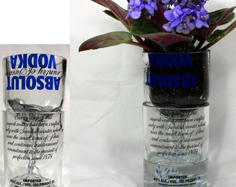 Absolut Vodka Self-Watering Planter