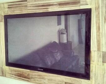 Custom tv frames