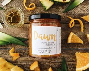 DAWN (Pineapple + Orange Juice + Grand Marnier Jam)