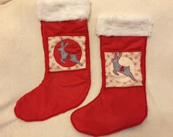 Hancrafted Christmas Stocking