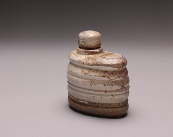 Lidded Flask