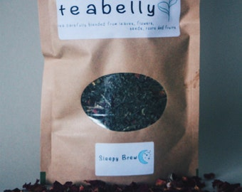 Sleepy Brew 15g teabelly Herbal Tea