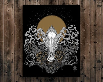 EQUILIBRIUM ||Art Print||