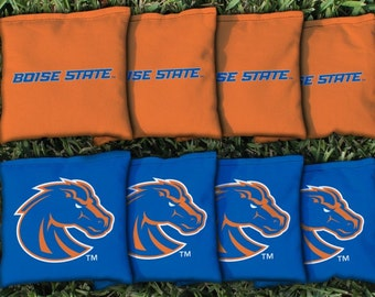 Boise State Broncos Cornhole Bag Set
