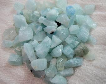 High Quality Natural Aquamarine Crystals