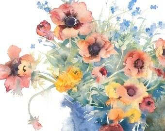 Bucket of Spring
