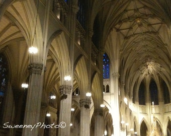St. Patrick's Cathedral photograph