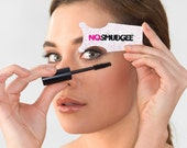 Used By Former Miss USA! Achieve Fabulous Lashes in a Flash with the NOSMUDGEE® Mascara Shield! An Eye-Opening Invention! Over 200,000 sold!