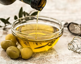 Olive Oil - Olives - Olive Oil Photo - Olives Photo - Cooking Photo - Still Life - Digital Download - Instant Download - Kitchen Wall Decor