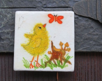 Fridge magnet 'Chicken'