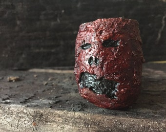 Evil Dead Necronomicon Corn Cob Pipe - THE NECRONOMICOB