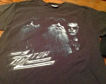 ZZ Top shirt - LG