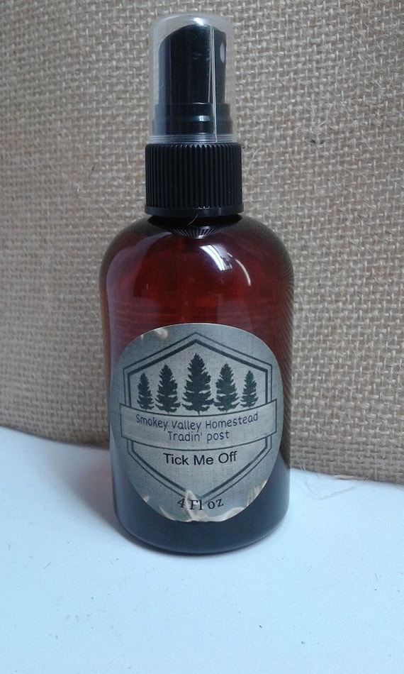 Tick Me Off,  Mosquito and Tick Spray,  Lemon Eucalyptus  Insect Spray, DEET Free, Insect Protection