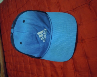 RARE Vintage ADIDAS 2 Colour | ADIDAS Sport | Adidas Running | Adidas Tennis Challenge Court cap hat free size for all