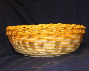 Handmade Wicker Fruit Basket