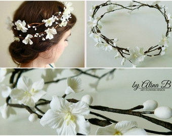 Hair Accessories from polymer clay