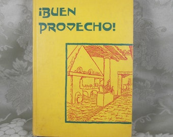 Caracas Cookery Cookbook ~ Buen Provecho! 1951