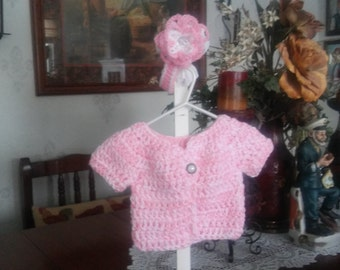 Girls chunky sweater set