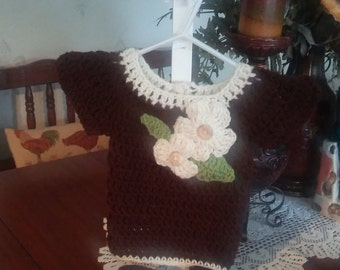 Cowgirl sweater set 0-3 months