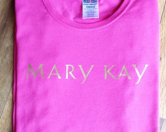 Mary Kay Logo Tee Shirt- Ladies Fit