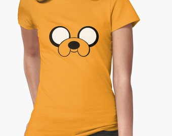 Adventure Time Jake the Dog Women's T-Shirt