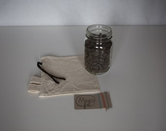 Bulk 500 mL bags - buy in bulk - zero waste - zero waste product