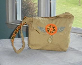 Sunflower Handmade Pocketbook