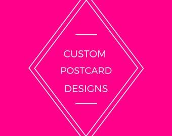 Custom Postcard Designs