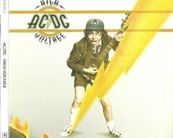 AC/DC - High Voltage 2003 (Digipak) , CD Album