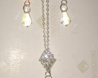 Swarovski crystal set