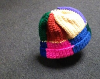Multi Colored Hat