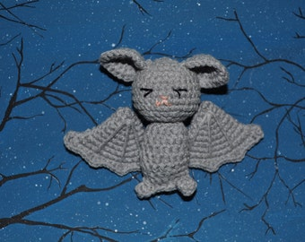 READY TO SHIP Bat amigurumi / halloween toy / halloween bat