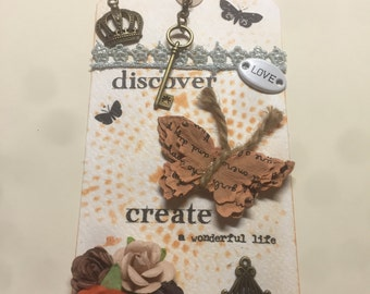Tag Card, Discover Love