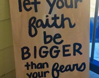 SALE: Let your faith