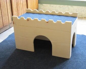 Bunny Rabbit Castle house